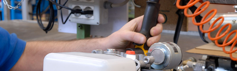 Fluid Hydraulic Power Hand Pumps