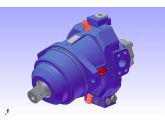 SH7VR-Motor