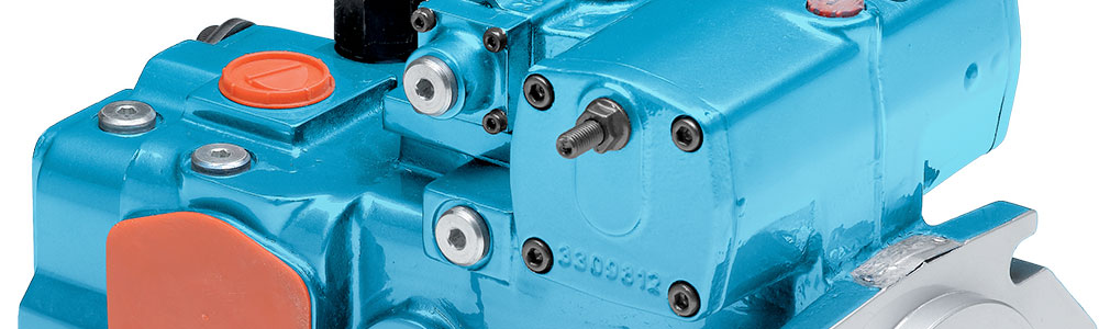 Hydraulic Pump by Brevini Motion Systems