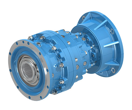 Industrial planetary gearboxes manufactured by brevini motions systems