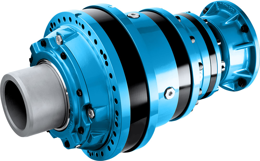 Industrial Planetary Gearbox S Series Brevini Motion Systems