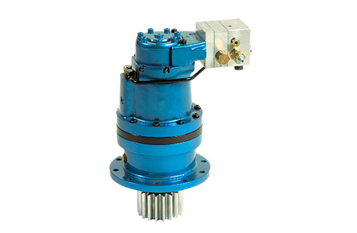 Mobile Slewing Drive Gearbox by Brevini Motion Systems